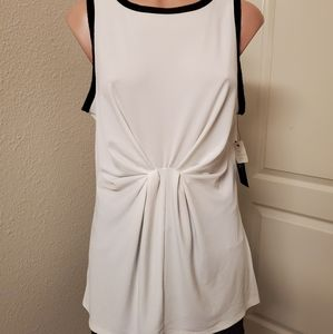 Womens Worthington Tank Top Sz M